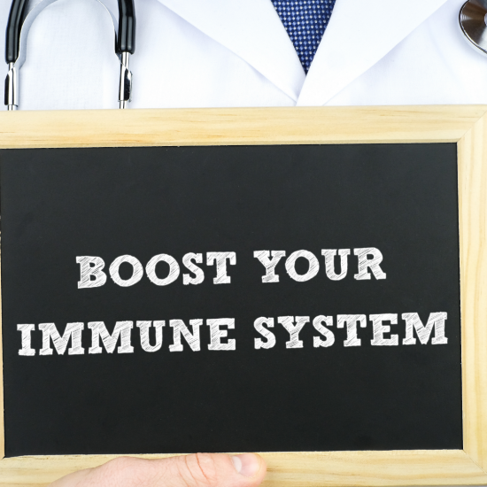 immune boosting tips for healthcare workers